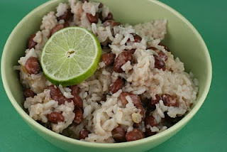 Slow-Cooker (CrockPot) Coconut Red Beans and Rice from A Year of Slow Cooking found on SlowCookerFromScratch.com