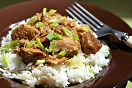 Three Recipes for Chicken Adobo You Must Try from Slow Cooker or Pressure Cooker at SlowCookerFromScratch.com