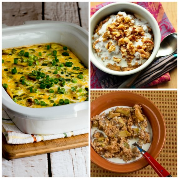 The Top 20 Slow Cooker Breakfast Recipes (plus Honorable