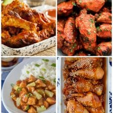 Four Barbecue Chicken Recipes That Are Finger-Lickin' Good (Slow Cooker or Pressure Cooker)from Slow Cooker or Pressure Cooker at SlowCookerFromScratch.com