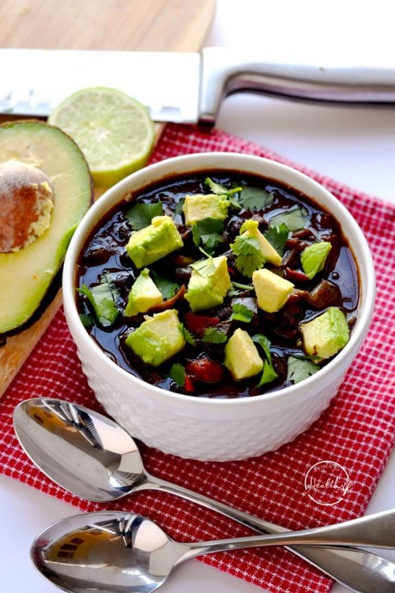 how to cook black turtle beans in a pressure cooker