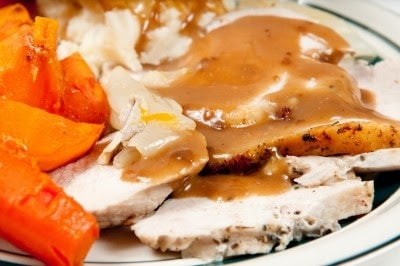 Top Ten Recipes for Slow Cooker Turkey Breast (plus Honorable Mentions!) found on SlowCookerFromScratch.com