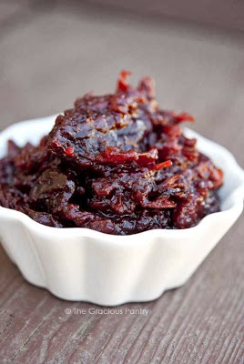 Top Ten Recipes for Slow Cooker Cranberry Sauce featured on SlowCookerFromScratch.com