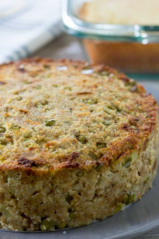 Ten Amazing Slow Cooker and Instant Pot Stuffing Recipes featured on Slow Cooker or Pressure Cooker at SlowCookerFromScratch.com