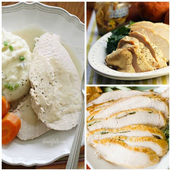 Slow cooker recipes for turkey breast