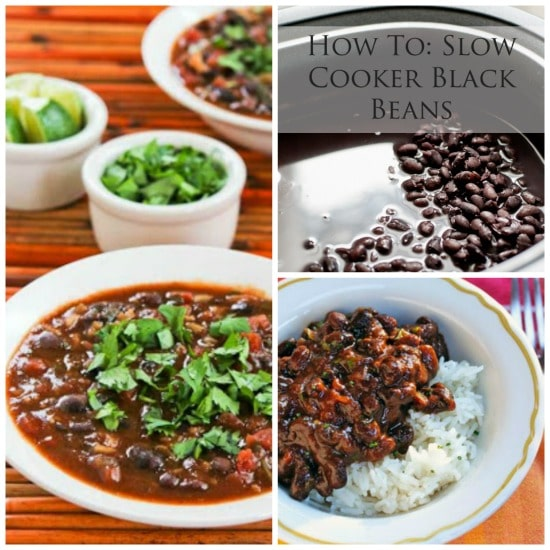 The BEST Slow Cooker Recipes for Black Beans found on Slow Cooker or Pressure Cooker at SlowCookerFromScratch.com