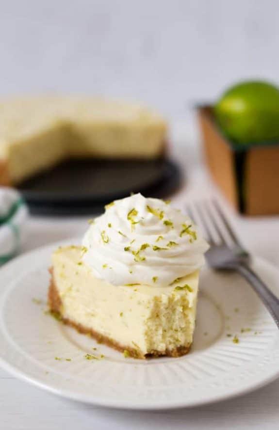 Three Amazing Recipes for Key Lime Pie featured on Slow Cooker or Pressure Cooker at SlowCookerFromScratch.com
