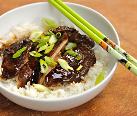 Four Fabulous Recipes for Chicken with Soy Sauce featured on Slow Cooker Pressure Cooker at SlowCookerFromScatch.com