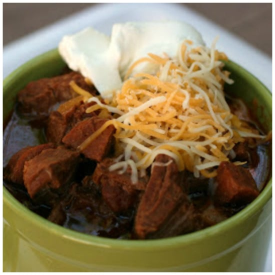 Four Fabulous Recipes for No Bean Chili featured on Slow Cooker or Pressure Cooker at SlowCookerFromScratch.com