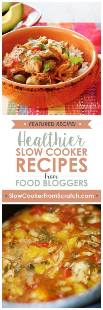 Crock Pot Chicken a la Criolla from Skinnytaste | Slow ...