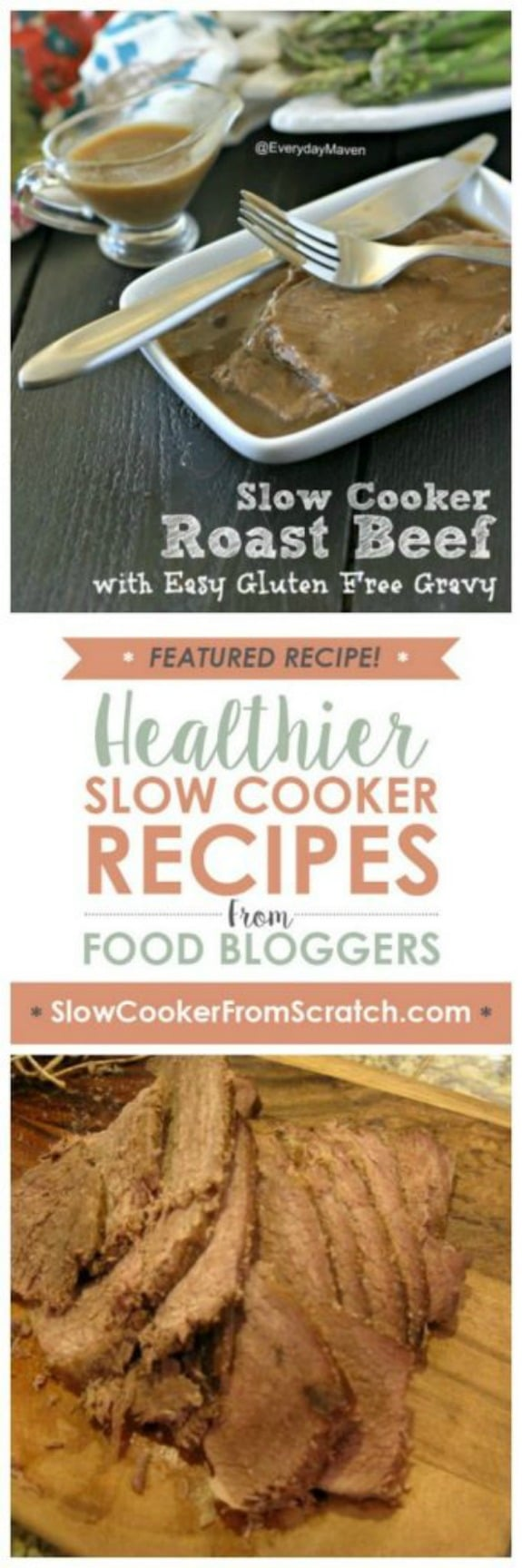 how to make roast beef gravy in slow cooker