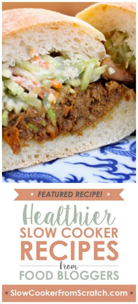 Slow Cooker Hoisin Chicken and Slaw Sandwiches from The ...