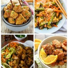 Four Fabulous Orange Chicken Recipes Your Family Will Love! (Instant Pot or Slow Cooker) found on Slow Cooker or Pressure Cooker