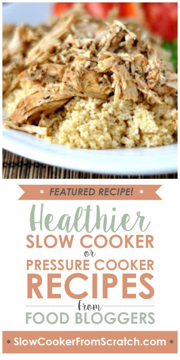 Slow Cooker Mediterranean Pork with Couscous from Mel's Kitchen Cafe found on Slow Cooker or Pressure Cooker at SlowCookerFromScratch.com
