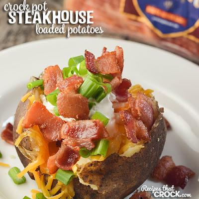 The BEST Slow Cooker Recipes for Potatoes featured on SlowCookerFromScratch.com