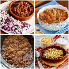 Cook-All-Day Slow Cooker Dinners top photo collage