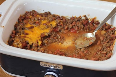 The BEST Casserole Crock Dinner Recipes featured on SlowCookerFromScratch.com