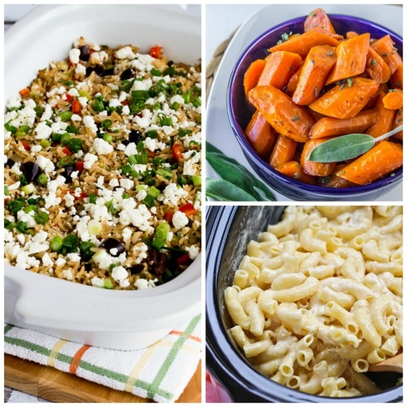 The Top Featured Slow Cooker Recipes and Round-Ups of 2016 featured on SlowCookerFrom Scratch.com