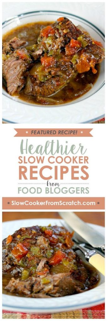 Low Carb Slow Cooker Tex Mex Pot Roast From The Perfect Pantry Slow Cooker Or Pressure Cooker