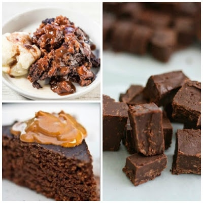 The BEST Slow Cooker Chocolate Desserts from Food Bloggers! - Slow Cooker or Pressure Cooker
