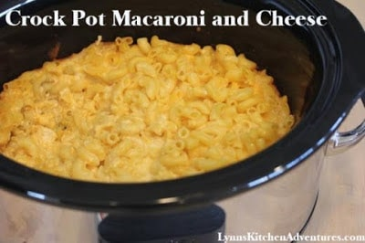 The Best Slow Cooker Mac and Cheese Recipes featured on SlowCookerFromScratch.com