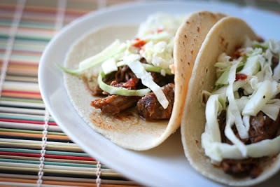 elly says opa shredded beef tacos Back to the foodwe love mexican food at our house, and while we have tacos frequently, they're usually of the beef persuasion my hubby loves him some beef in fact, whenever i ask him what he wants for dinner, he says steak.