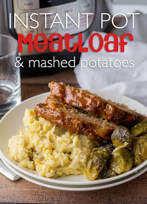 Instant Pot One Pot Meals for Back To School featured on SlowCookerFromScratch.com
