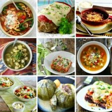 Top photo for The BEST Slow Cooker Zucchini Recipes