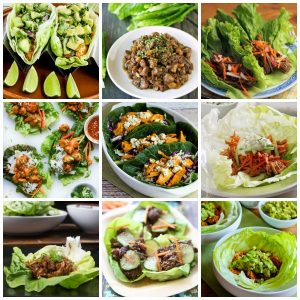 The BEST Slow Cooker or Instant Pot Lettuce Wraps