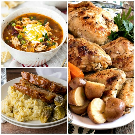 50 Amazing Instant Pot One-Pot Meals - Slow Cooker or