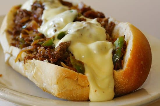 The Best Instant Pot and Slow Cooker Philly Cheesesteak Recipes featured on Slow Cooker or Pressure Cooker at SlowCookerFromScratch.com