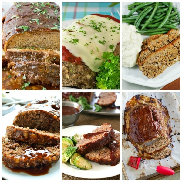 The BEST Slow Cooker Meatloaf Recipes