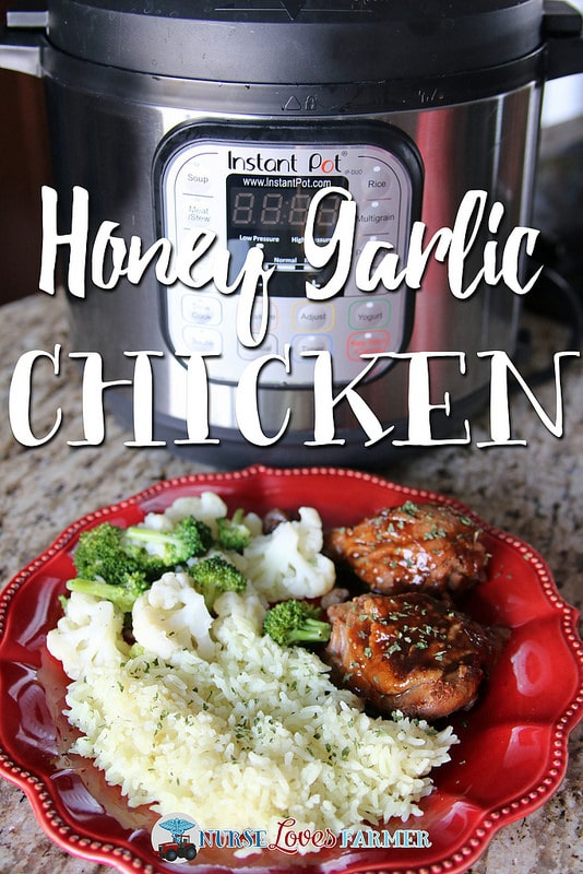 The Best Slow Cooker and Instant Pot Chicken Drumsticks featured on Slow Cooker or Pressure Cooker at SlowCookerFromScratch.com