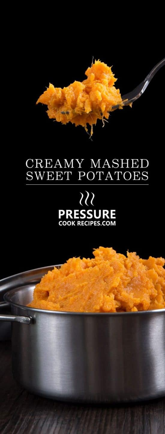 The BEST Instant Pot Recipes with Sweet Potatoes featured on Slow Cooker or Pressure Cooker at SlowCookerFromScratch.com