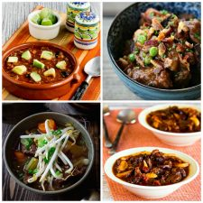 Amazing Slow Cooker Beef Stew Recipes top photo collage
