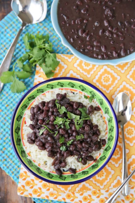 TThe BEST Instant Pot Black Beans Recipes found on Slow Cooker or Pressure Cooker