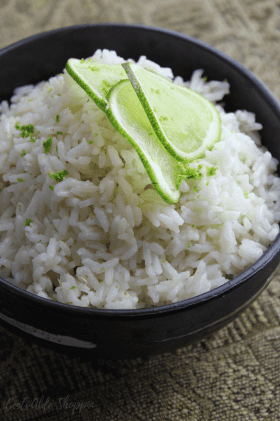 The Best Instant Pot Rice or Risotto featured on Slow Cooker or Pressure Cooker at SlowCookerFromScratch.com