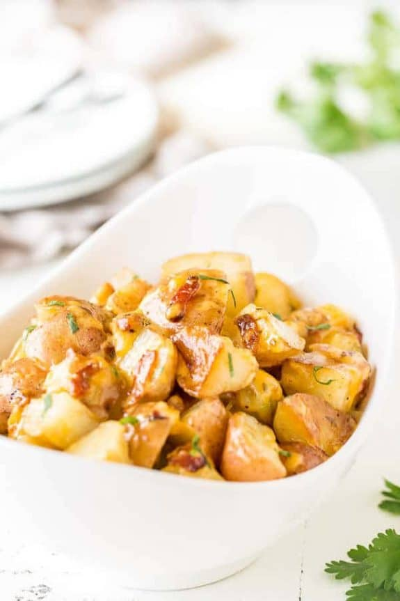The BEST Instant Pot Potato Recipes from Slow Cooker or Pressure Cooker at SlowCookerFromScratch.com