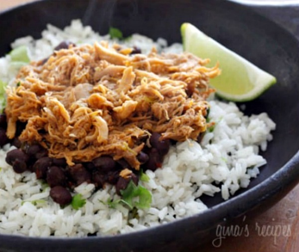 Two Methods for Cafe Rio Style Sweet Pork (Slow Cooker or Instant Pot) found on Slow Cooker or Pressure Cooker
