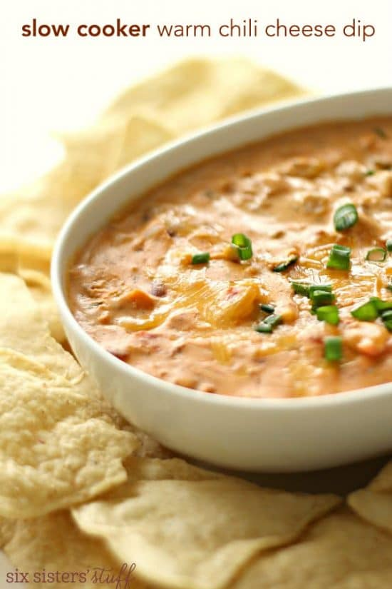 The BEST Slow Cooker Dip Recipes for Holiday or Super Bowl Parties found on Slow Cooker or Pressure Cooker at SlowCookerFromScratch.com