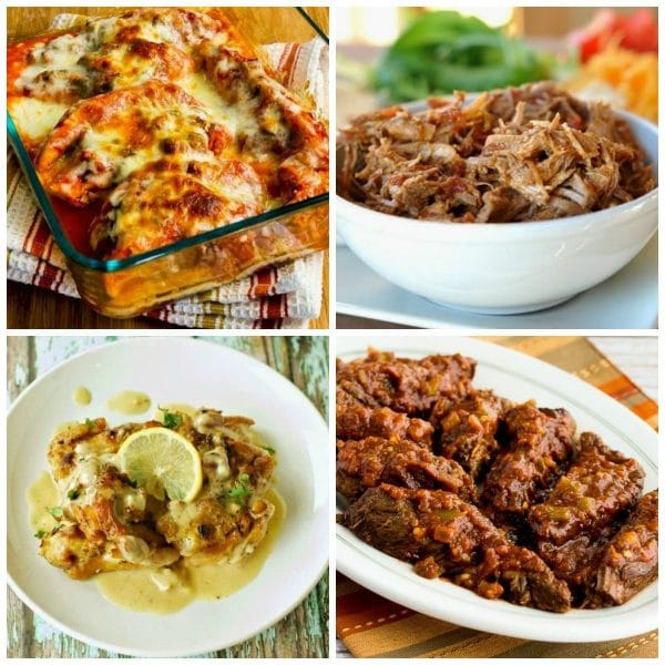 25 Low-Carb and Keto Slow Cooker Dinners on Slow Cooker or Pressure Cooker