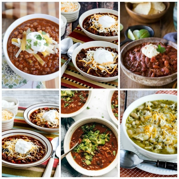 The BEST Instant Pot Chili Recipes