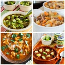 The BEST Paleo Instant Pot Recipes photo collage1