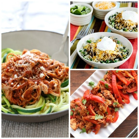 The BEST Instant Pot Dinners With Pork featured on Slow Cooker or Pressure Cooker at SlowCookerFromScratch.com