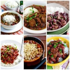 The BEST Slow Cooker New Orleans Red Beans and Rice Recipes