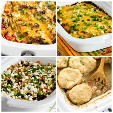 Casserole Crock Pot Recipes top photo collage