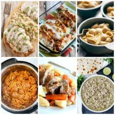 Instant Pot Recipes with 5 Ingredients or Less found on Slow Cooker or Pressure Cooker