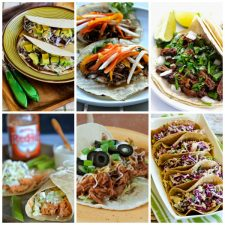 Slow Cooker Tacos Recipes with Beef, Pork, and Chicken on Slow Cooker or Pressure Cooker