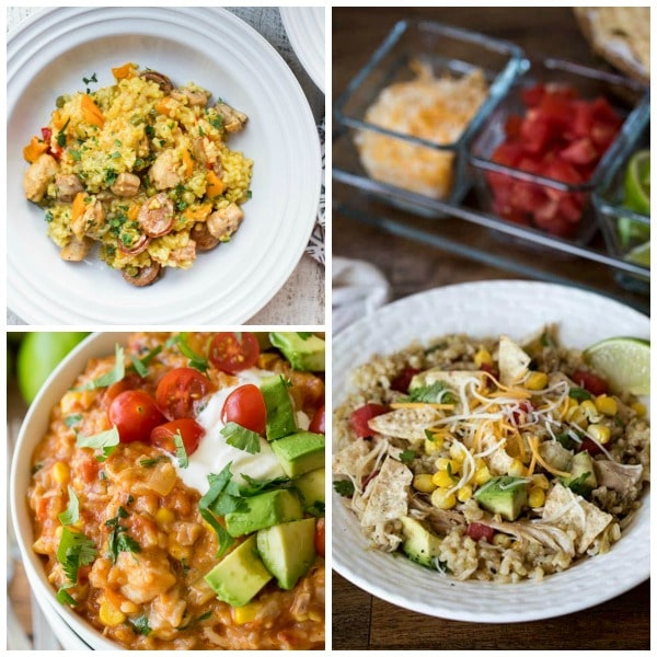 Instant Pot Chicken And Rice Recipes For Easy Family