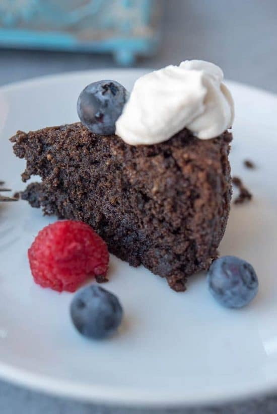 Ten Amazing Cakes to Make in Your Instant Pot featured on Slow Cooker or Pressure Cooker at SlowCookerFromScratch.com